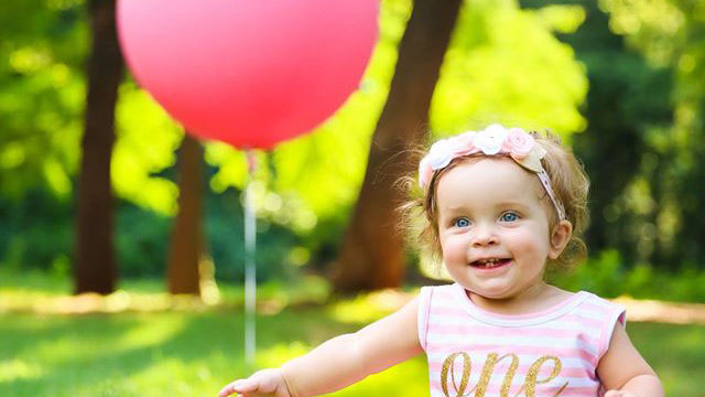 Baby's First Year with Brandon Burton