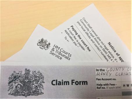 Kostenerstattung im englischen Gerichtsverfahren (Zivilrecht)