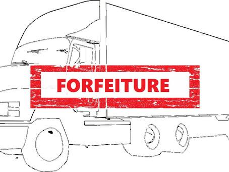 Beschlagnahme von Fahrzeugen durch Border Force oder HMRC