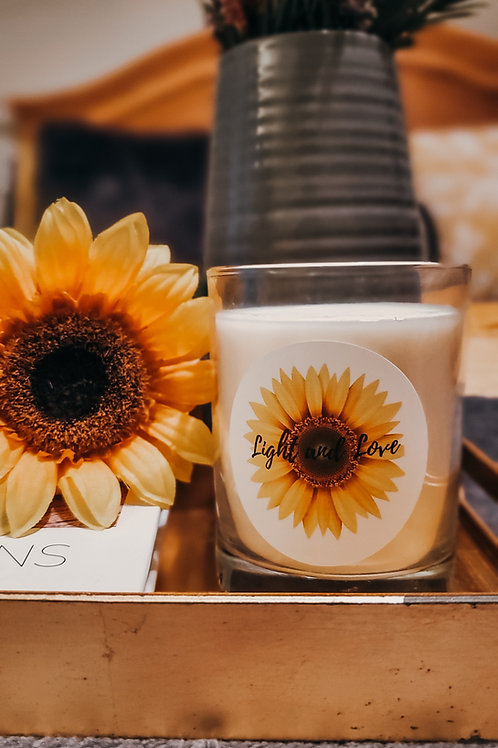 Light and Love Candle