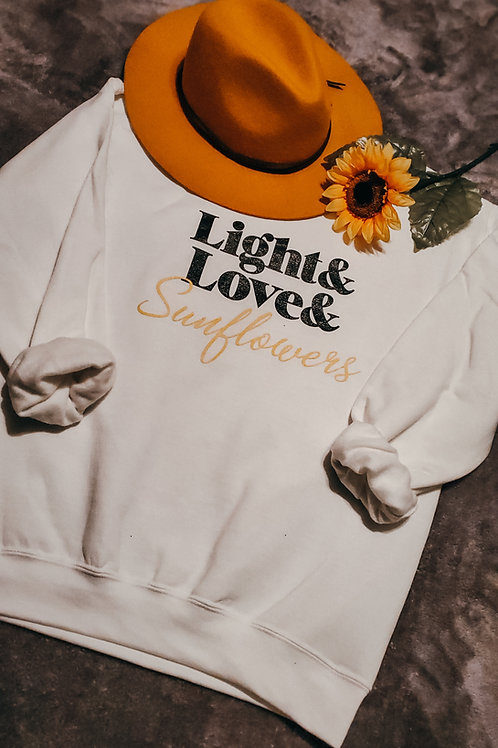 Light & Love Sweatshirt