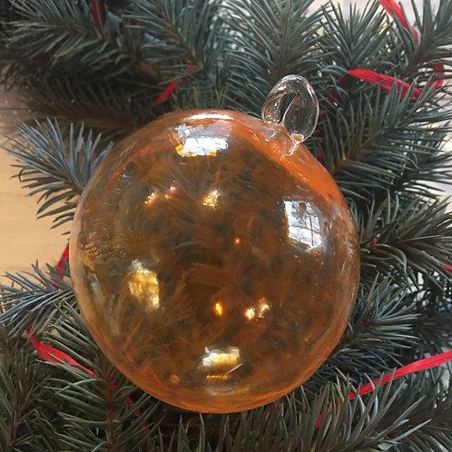 Orange Crush Ornament