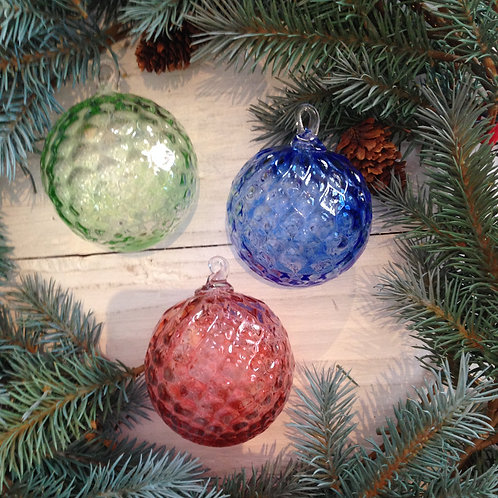 Faceted Ornament