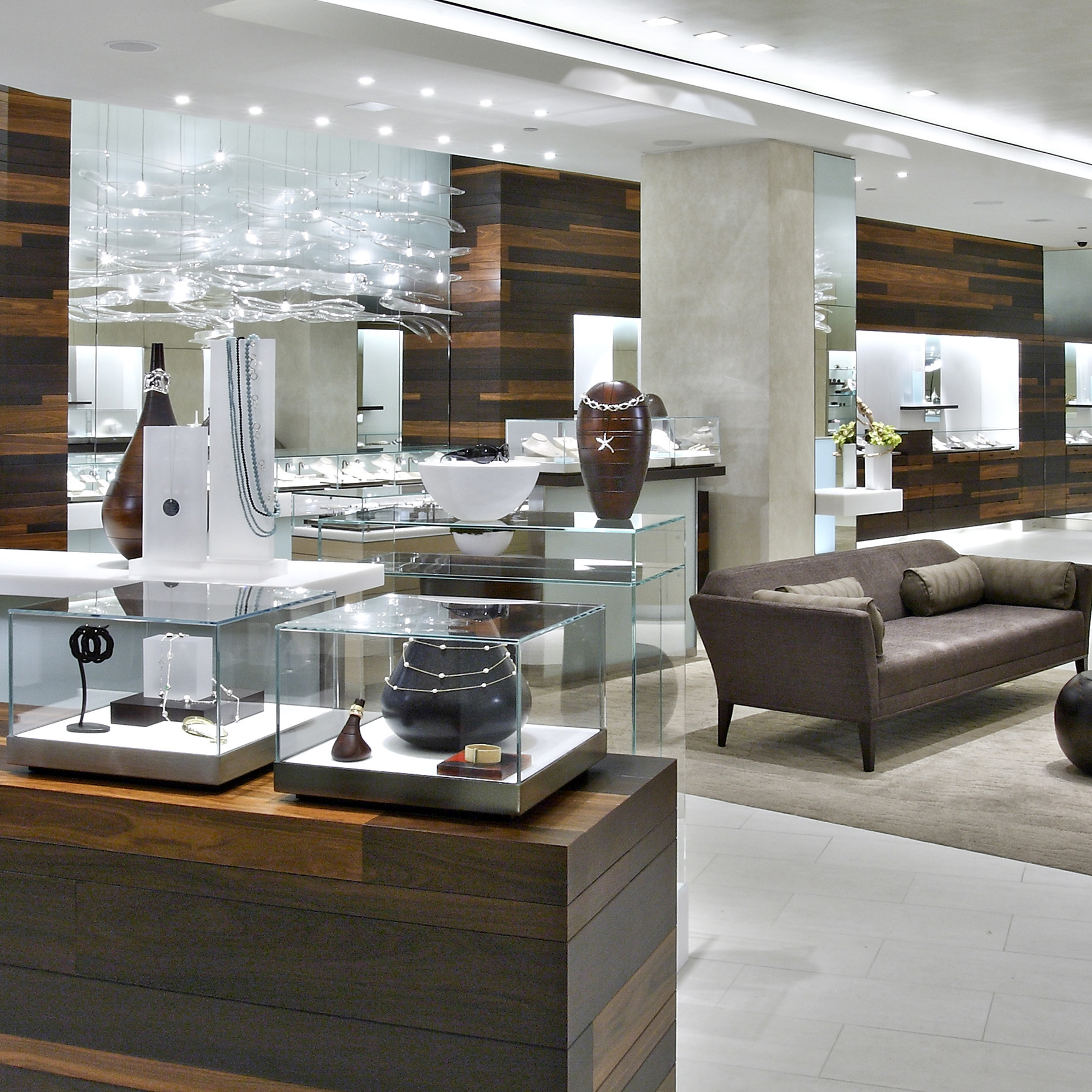 Tiffany & Co., Glendale CA
