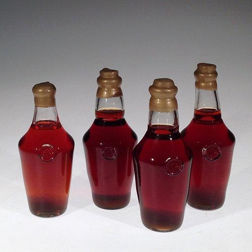 DuGrenier Maple Syrup in a Handblown Glass Bottle