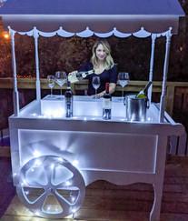Fairy Light Cart