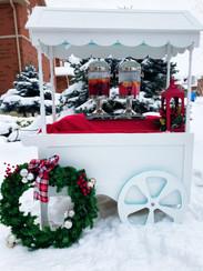 Christmas sangria station.jpg
