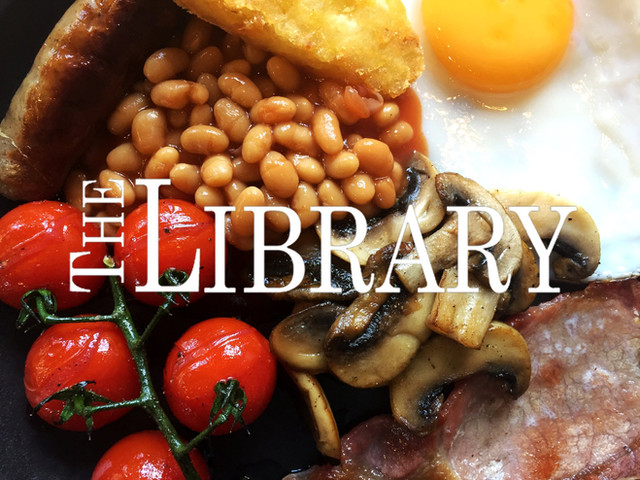 Full English Breakfast | The Library by Lounge | Resteraunt Sheffield | 10 Leeds Road, Sheffield, S9 3TY | 0114 553 8994