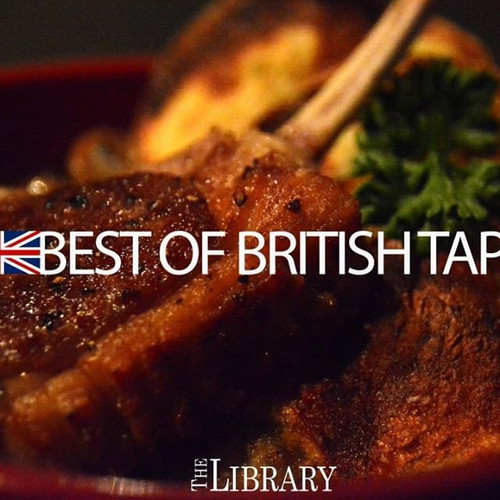 Best of British Tapas | The Library by Lounge | Resteraunt Sheffield | 10 Leeds Road, Sheffield, S9 3TY | 0114 553 8994