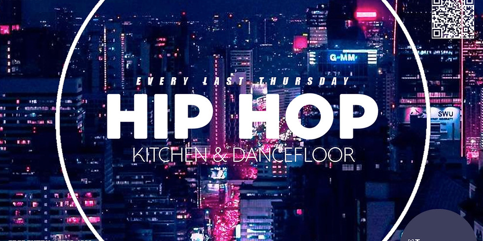 HIP HOP KITCHEN & DANCEFLOOR