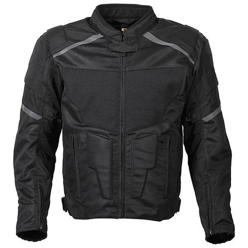 Motowear Hardwood -Jet Black