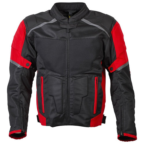 Motowear Hardwood - Dragon Red