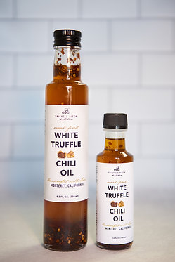 White Truffle Chili Oil 3.4 oz