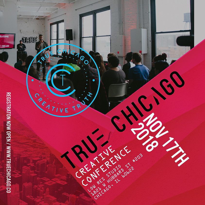 2018 True Chicago Registration (Early Bird Rate)