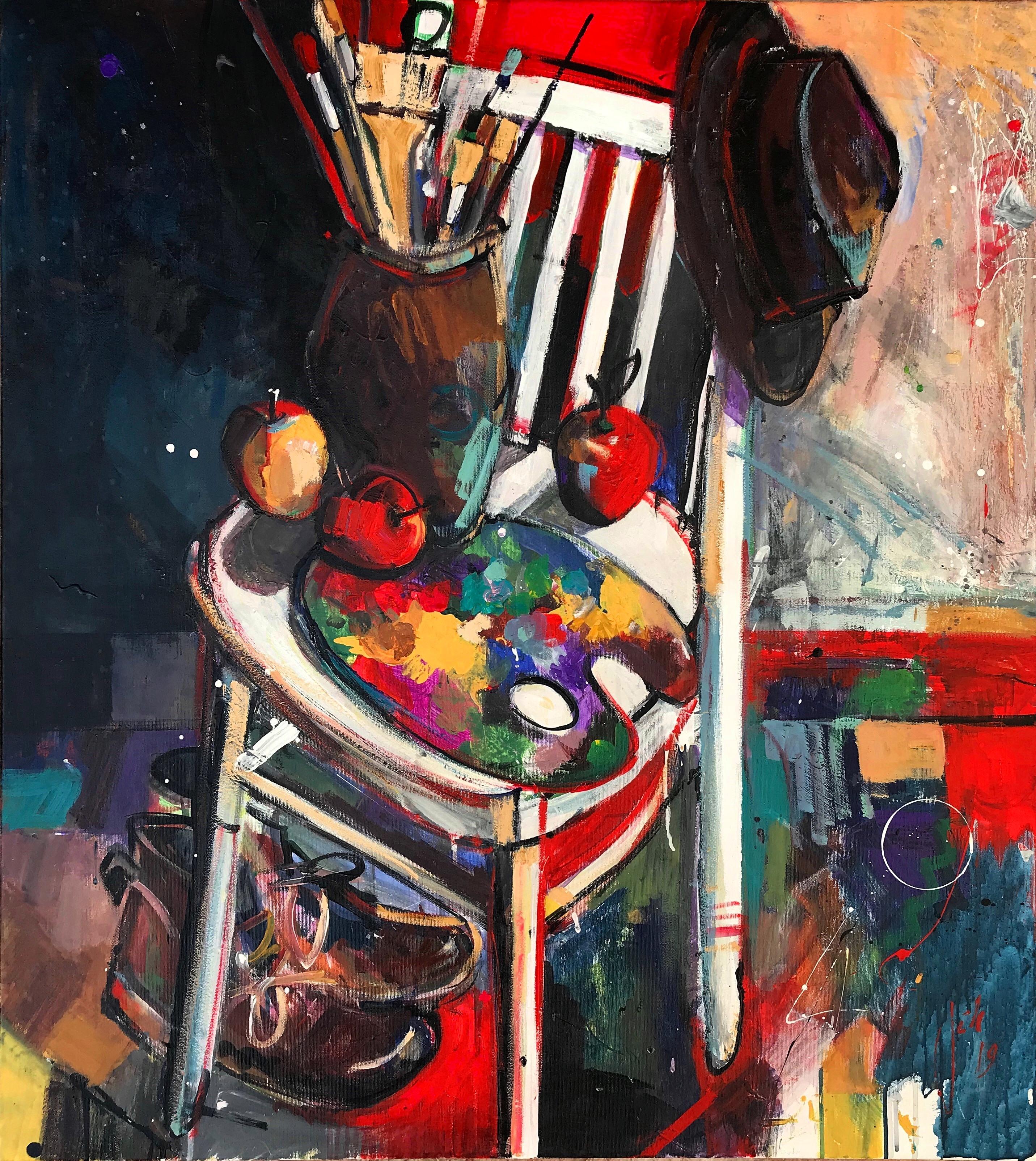 Jonsy Gáll - Stará stolička
