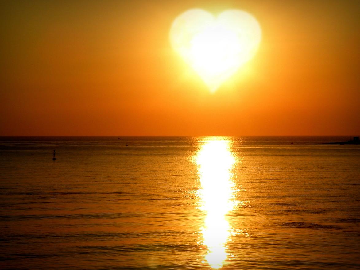 Sunset HeART by Micki Findlay