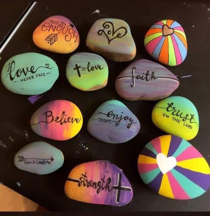 Kindness Rocks by Susan M Sweet