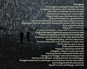 A Poem by M K Wood