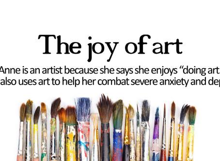 Anne Turner - Healing Through Art