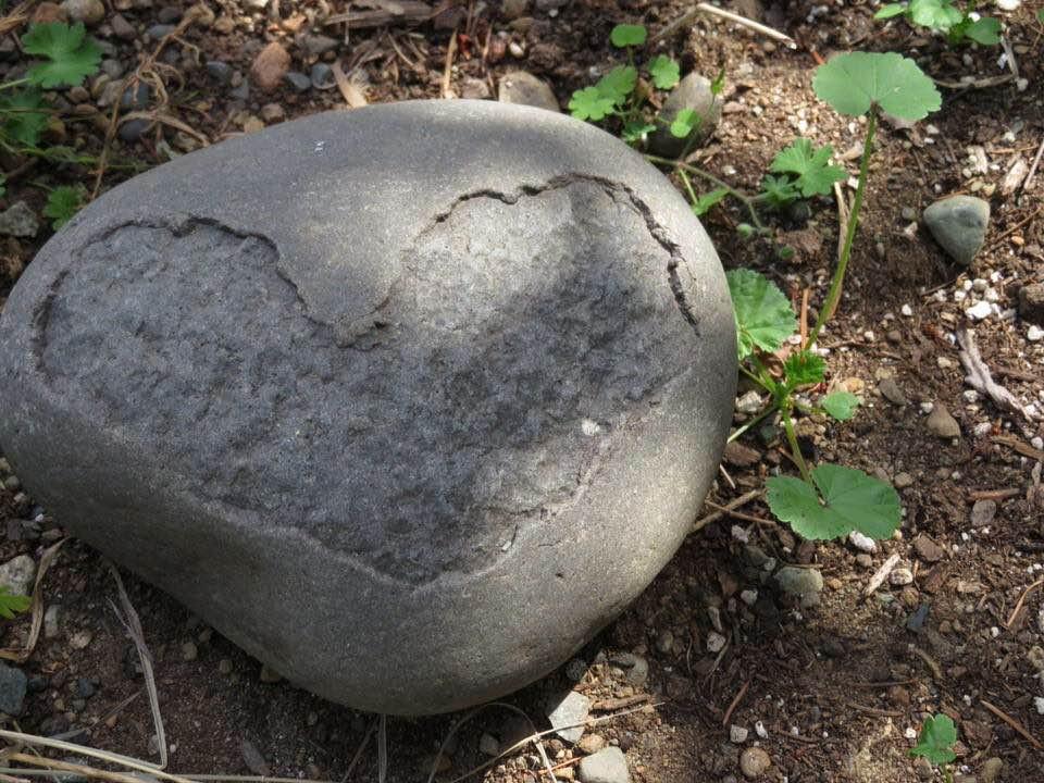 HeART Rock by Lee Sauer