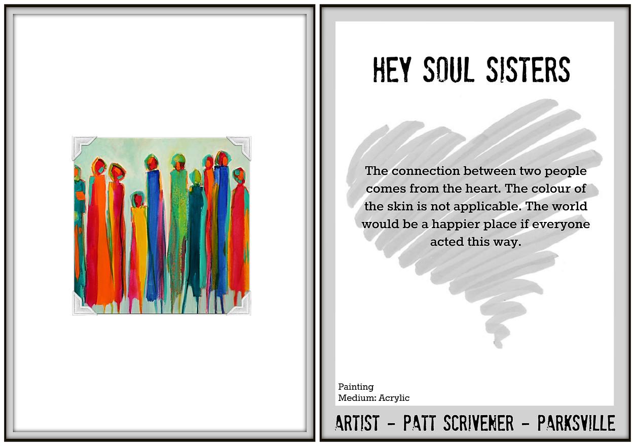 Hey Soul Sisters