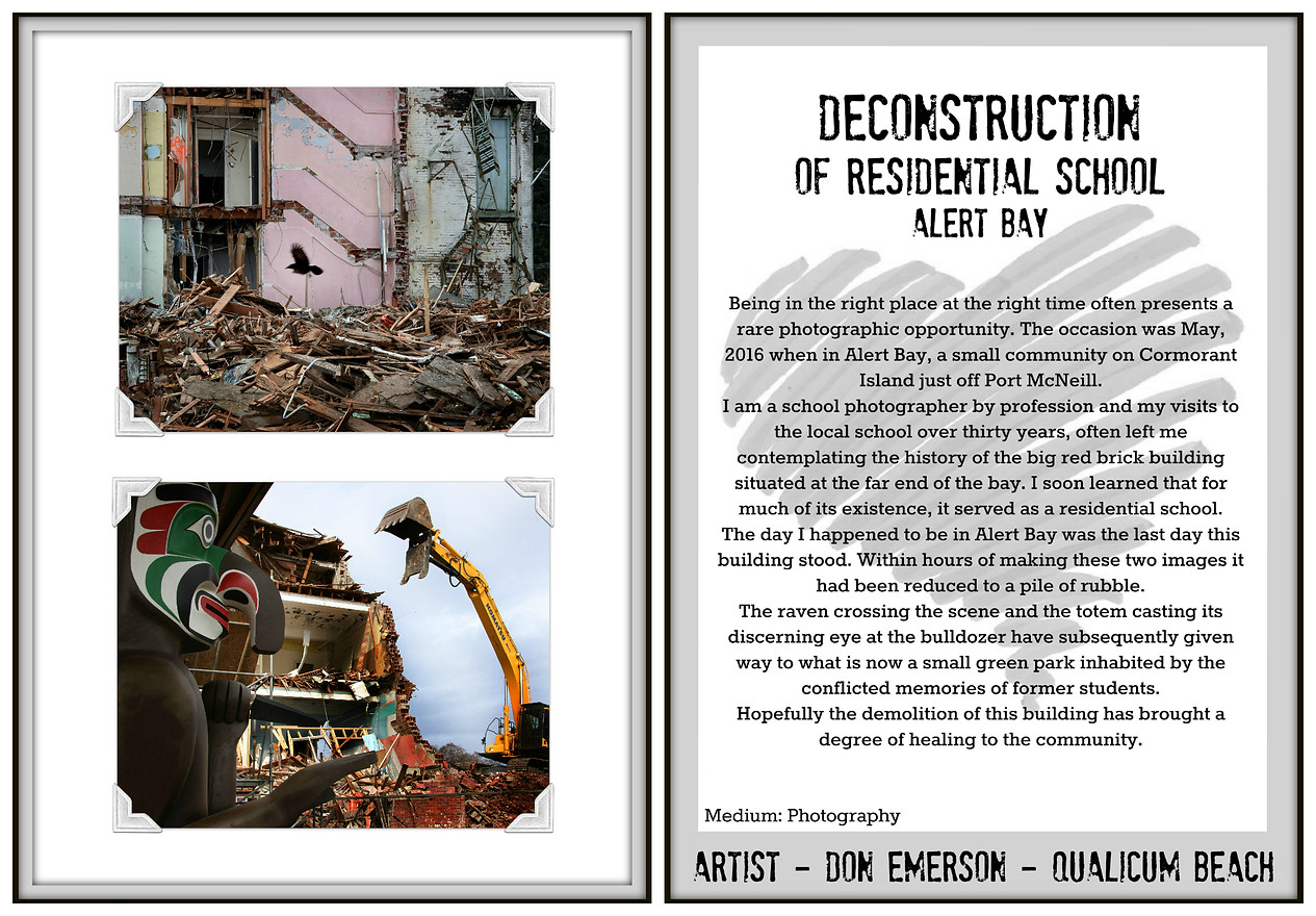 Deconstruction of Residential School