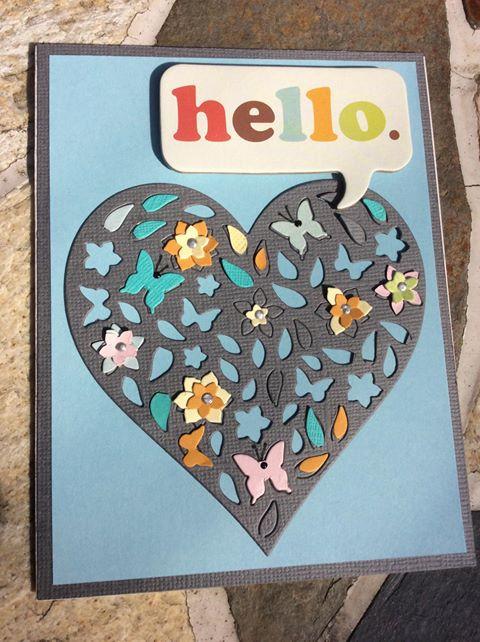 HeART Card created by Monica Duncan