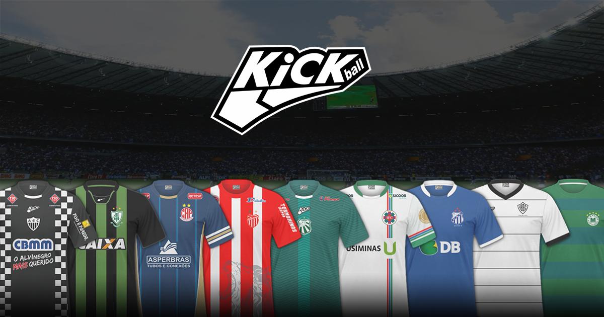 Kickball - Uniformes Esportivos 474032c07902e
