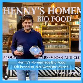 Henny's Homemade Bio Food
