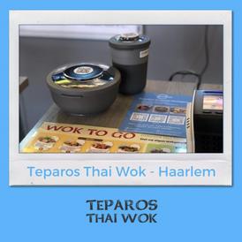 Teparos Thai Wok