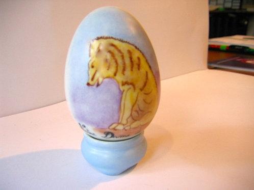 Oeuf de porcelaine - collection Supérieure