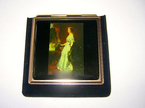 Eugénie de Montijo par Winterhalter - miroir double face