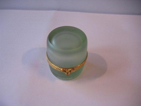 Boîte en cristal de Lorraine  Réf. 04