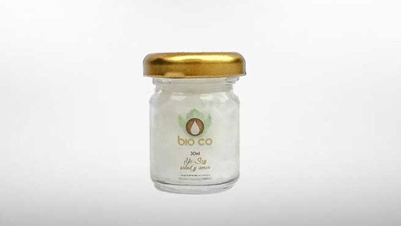 Aceite de coco 30 ml cejas y pestañas