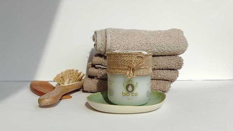 Aceite de coco virgen 180 ml