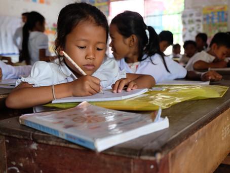 Cambodia: complex history and a bright future