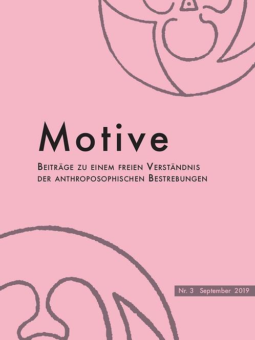Motive Nr. 3 -  September 2019