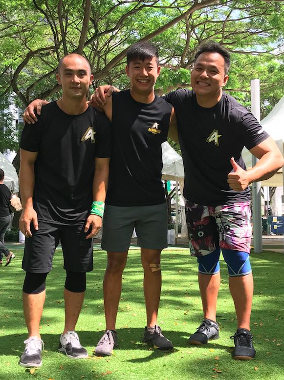 Team AgainFaster Jalan Besar Actors