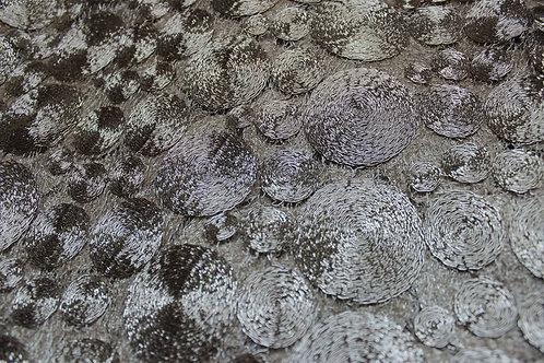 Brianda Iridescent Topper - Silver