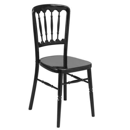 Black Versailles Chair