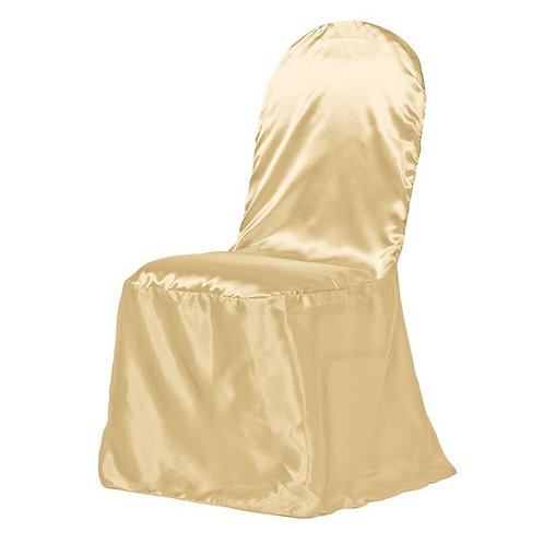 Satin Regular Chair Cover