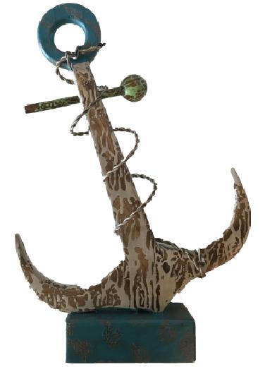 """""""Nautica"""" Medium Anchor"""