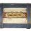 "Thumbnail: ""Nautica"" Striped Medium Wood Box"