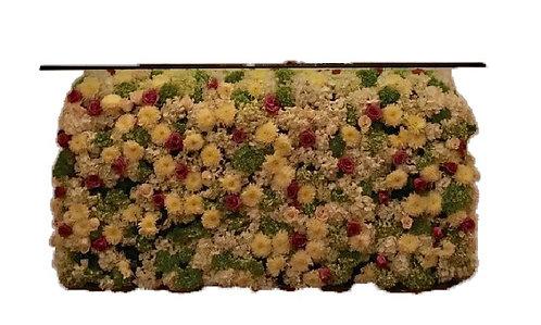 Fresh Floral Head Table