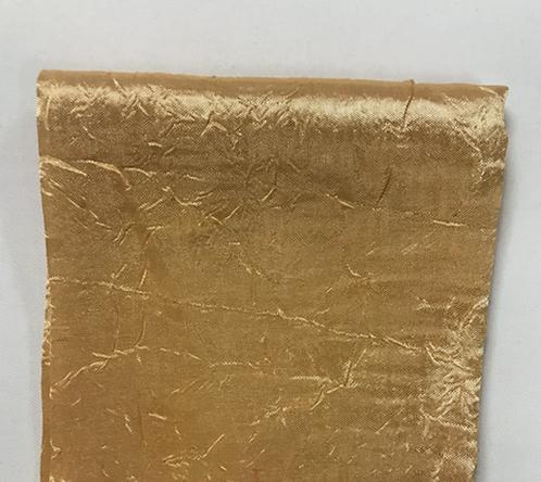 Gold Crinkle Napkin