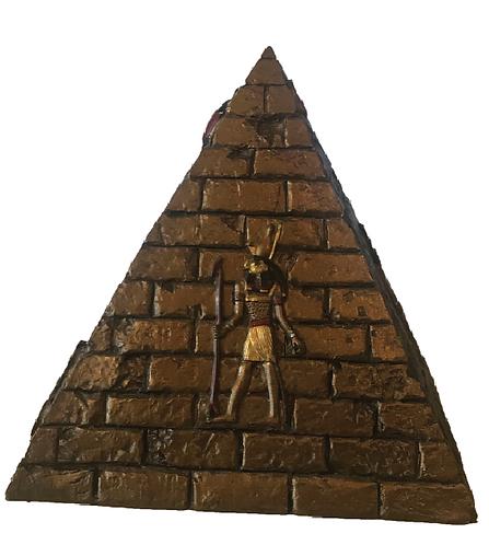 """Egyptian"" Pyramind Centerpiece"