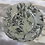 Thumbnail: Rococo Glass Round Charger Plate