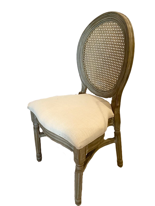 Rustic Bejuco Chair
