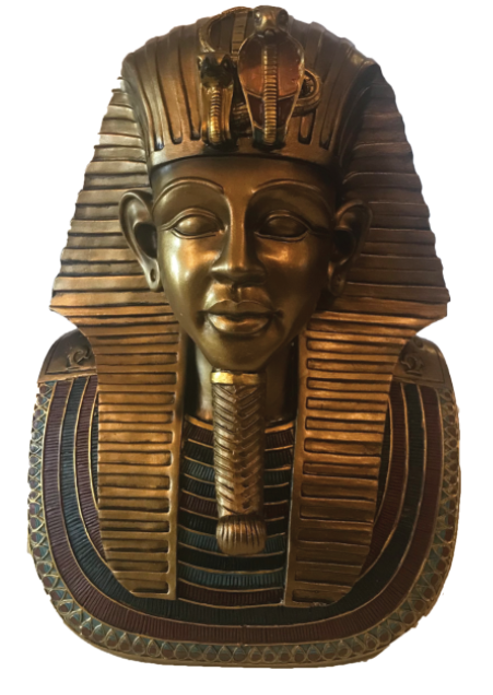 """Egyptian"" King Tut Centerpiece"