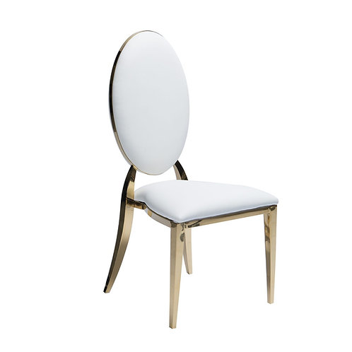 Gold Cartier Aria Chair
